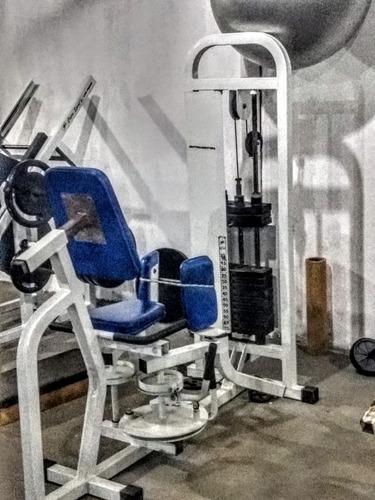academia compl. equipamentos gurik e capri sports e moviment