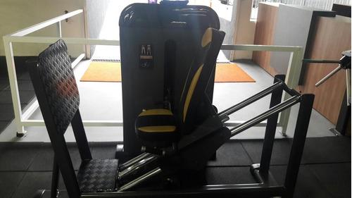 academia completa!!! 43 equipamentos em estado de zeros!!!