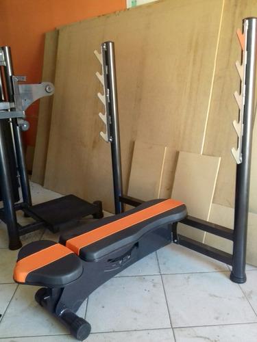 academia completa newlife equipamentos nova - 3 polegadas