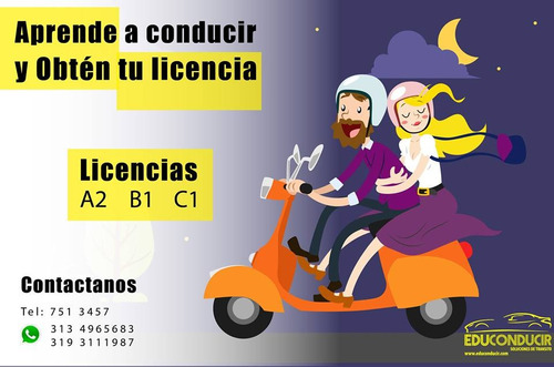 academia de conducción-licencias de conducción