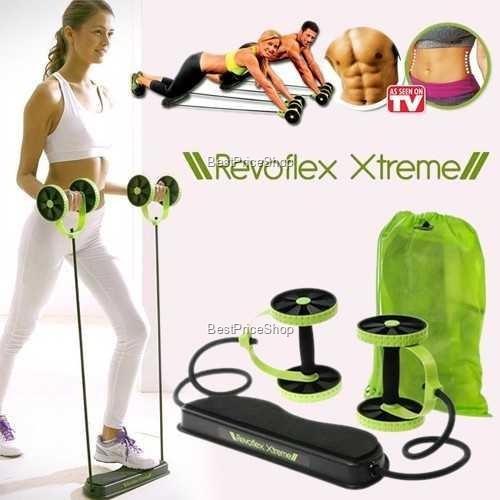 academia em casa revoflex xtreme fique em forma