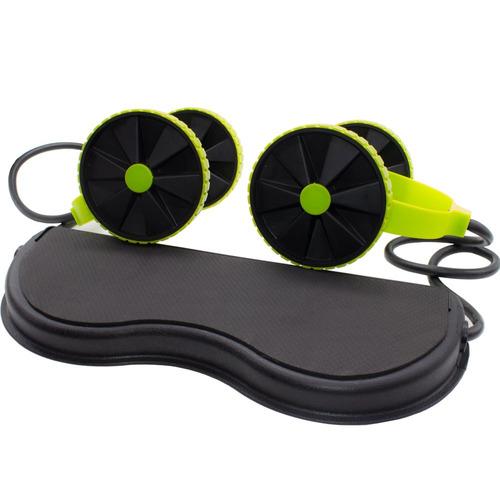academia em casa roda elastico revoflex xtreme exercise