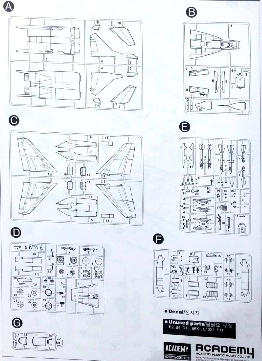 Academy 1/48 12227 Mig-29 As Slovak Air Force on