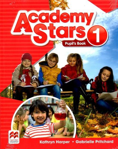 academy stars 1 / pupil´s book + workbook / macmillan