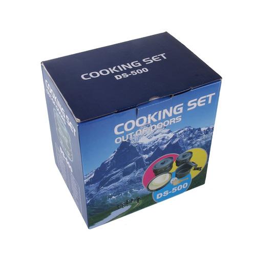 acampar utensilio cocina vajilla 500 ultra light peso 15