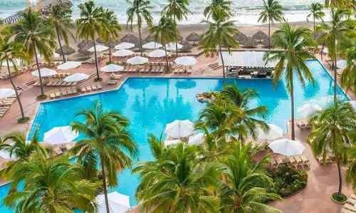 acapulco hotel 5 estrellas usd 38'000,000 en playa