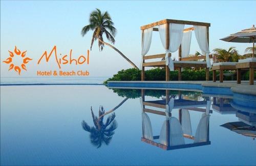 acapulco - hotel mishol & club de playa - barra vieja