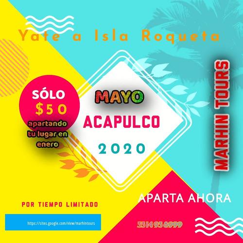acapulco mayo 2020