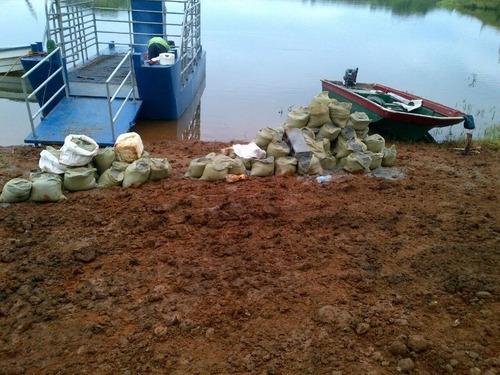 acarreo:  alquiler de bacha en lago bayano
