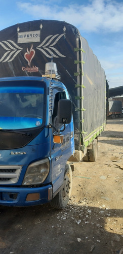 acarreos mudanzas y carga camión sencillo cap. 4.5 ton