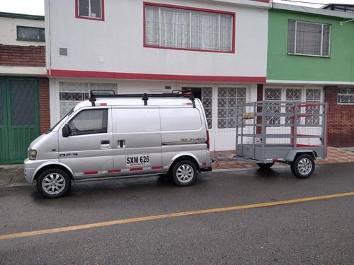 acarreos trasteos pequeños transportes  en bogotá  2231505.