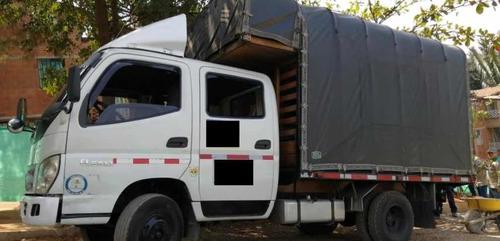 acarreos y transporte de mercancía