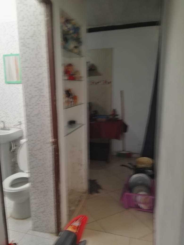 acasa 2 alcobas,sala comedor, cocina, baño,patio de ropas