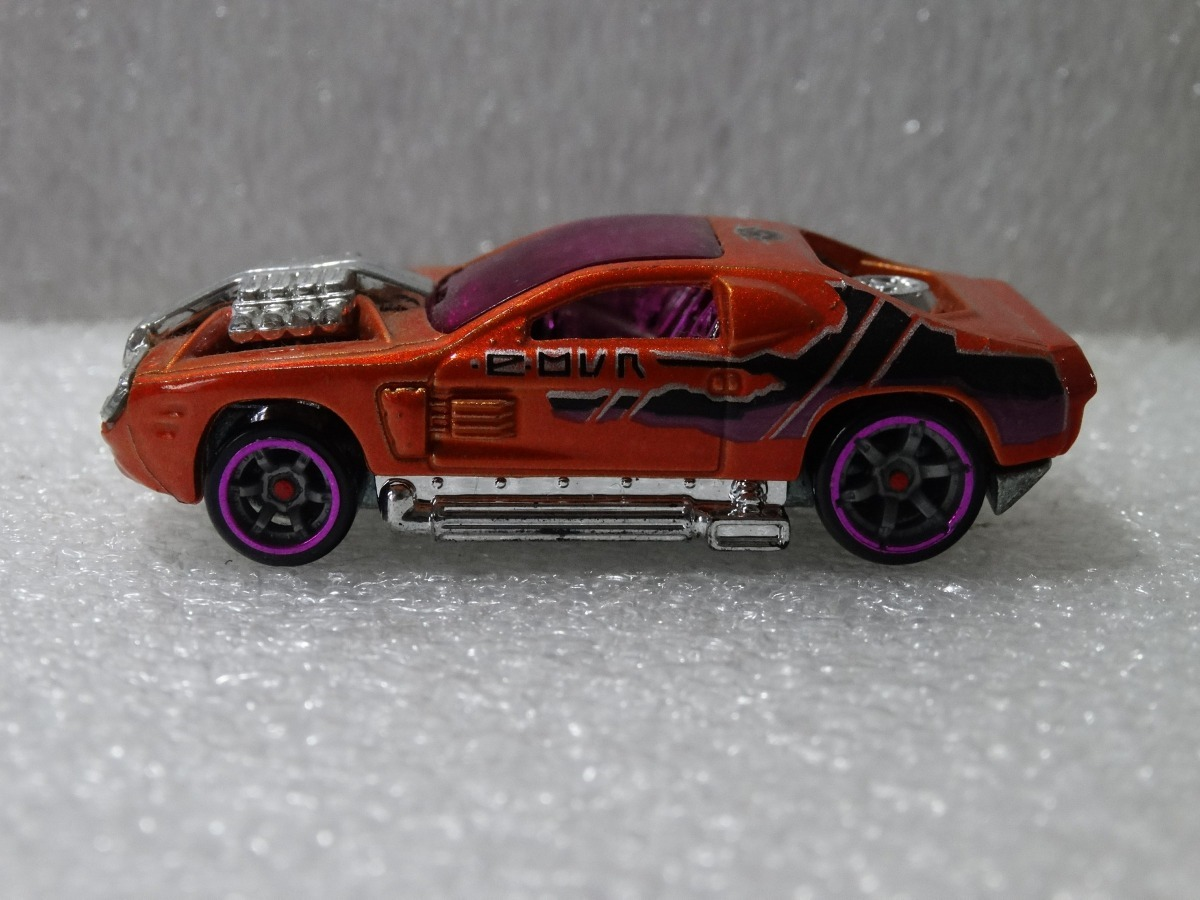 Acceleracers 2006 Hollowback - Hot Wheels - 1:64 - Loose ...