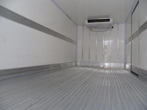 accelo 1016 baú refrigerado -20 graus 2015/15