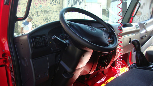 accelo 1016 mercedes-benz