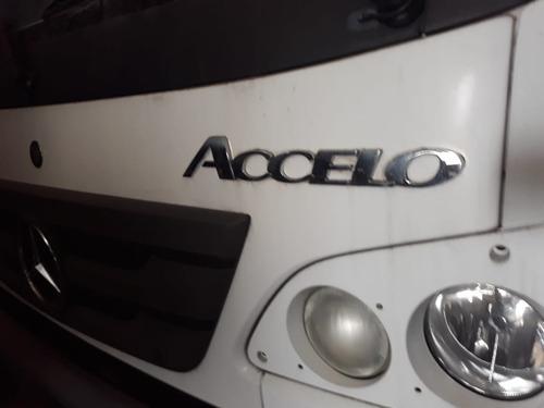 accelo 10.16 mercedes-benz