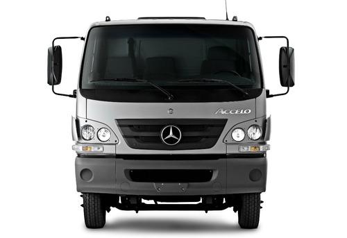 accelo camiones mercedes benz