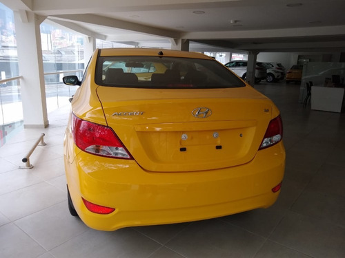 accent taxi t25 hyundai m2020 el taxi más confortable