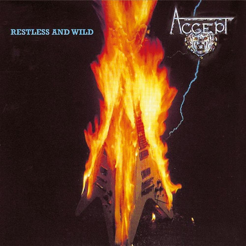 accept-restless and wild