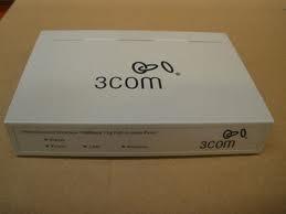 acces point 3com  3crgpoe10075
