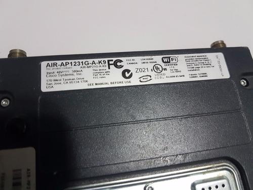acces point cisco air-ap1231g-a-k9