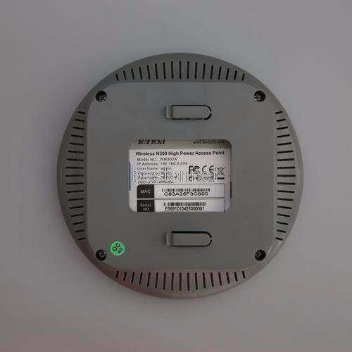 acces point empresarial tenda wh302a de techo hoteles 300 mb