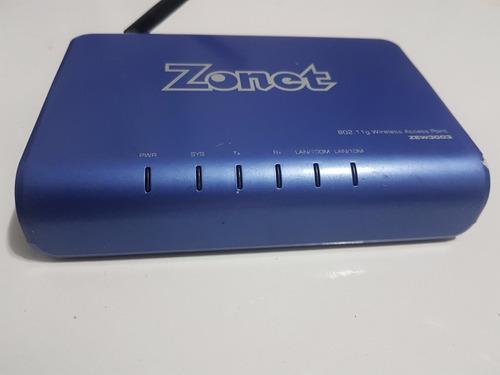 acces point marca zonet modelo zew3003