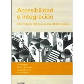 Accesibilidad E Integracion De Nigro Viviana