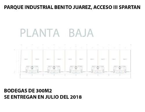 acceso 3 parque industrial benito juarez