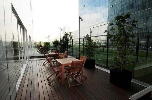 acceso a plaza carso  la mejor torre  rodin ,pisos de madera