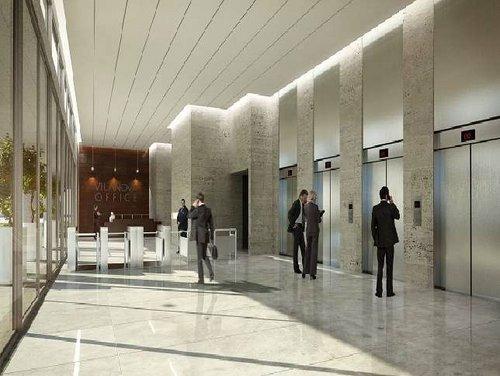 acceso oeste 100 - haedo - oficinas planta libre - venta