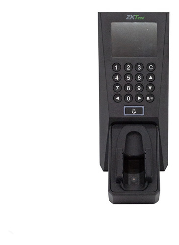 acceso reloj de personal multi biometrico huella  venas fv18