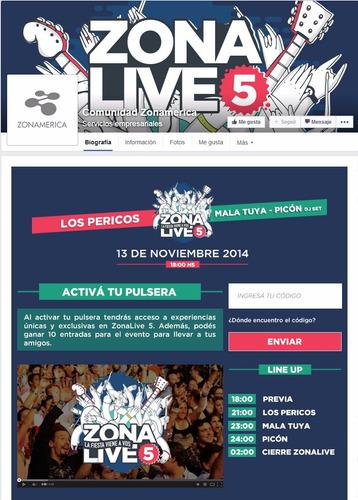 acceso tecnologia nfc eventos congresos fiestas