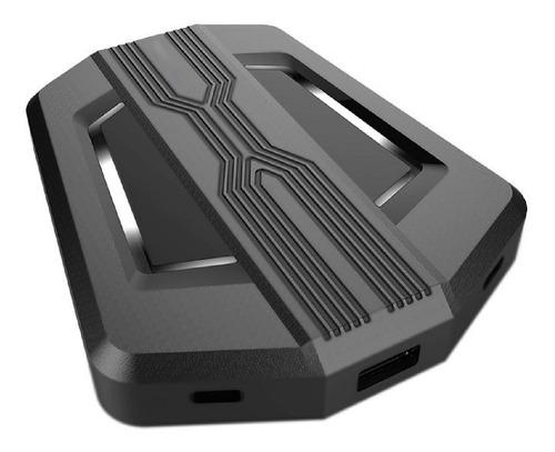 accesorio adaptador mouse y teclado en xbox 360 100% preciso