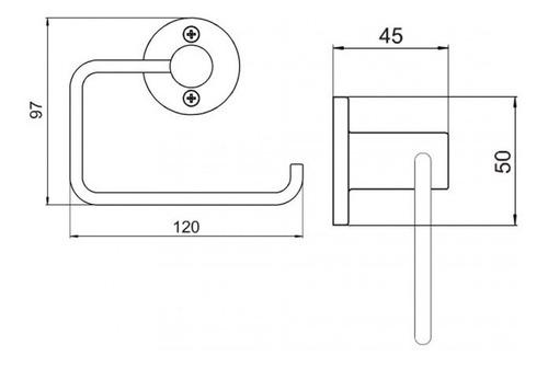 accesorio baño fv arizona 0167/b1