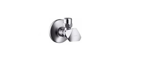 accesorio baño hansgrohe llave de paso angular e