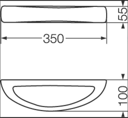accesorio baño toallero · baño toallero accesorio · accesorio baño ferrum  fix toallero integral de pegar ath8u b 8091b2773938