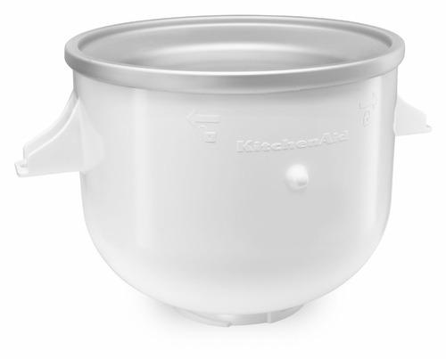 accesorio bowl para hacer helados kitchenaid kica0wh