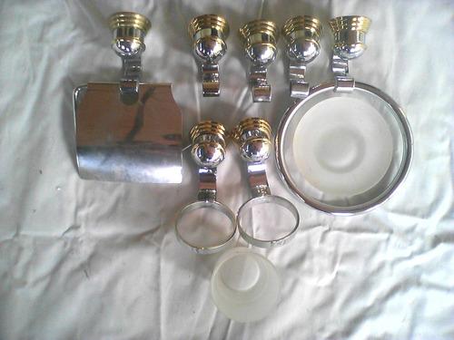 accesorio cromo oro de baños de lujo buen precio
