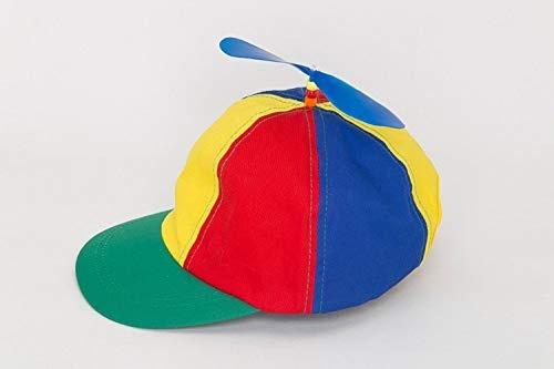 Accesorio De Disfraz Gorra De Hélice Multicolor -   1 b279f35d28d