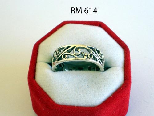 accesorio de moda, anillos de plata 925. importados