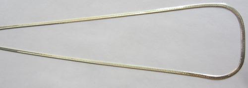 accesorio de moda, cadena de plata 925 italiana. oportunidad