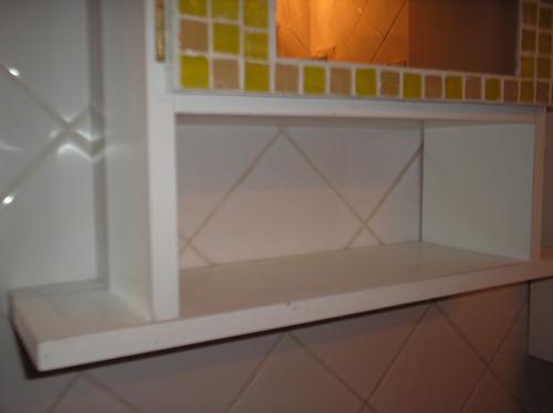 accesorio de vanitory, botiquin, jabonera, organizador baño