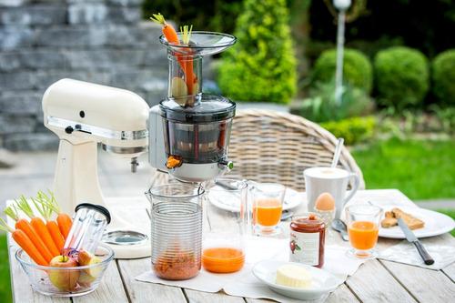 accesorio extractor de jugos slow juicer kitchenaid ksm1ja