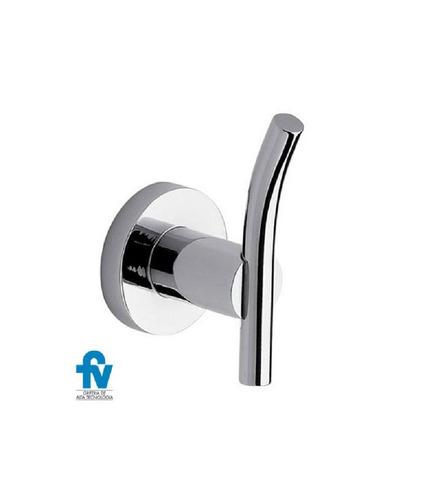 accesorio fv libby percha cromo 166/39 baño
