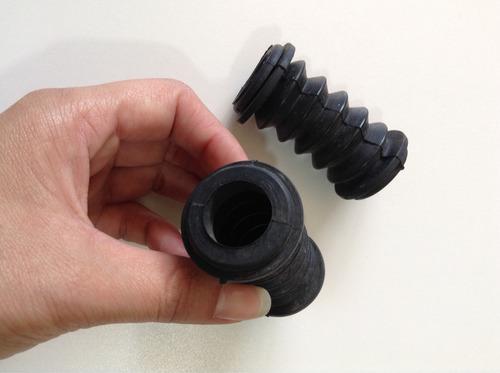accesorio gusanos pasa cable de puerta vocho 2pz