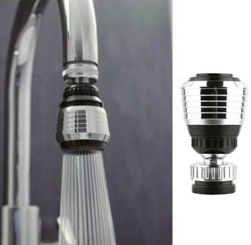 accesorio llave lavaplatos ahorrador de agua economiza 60%