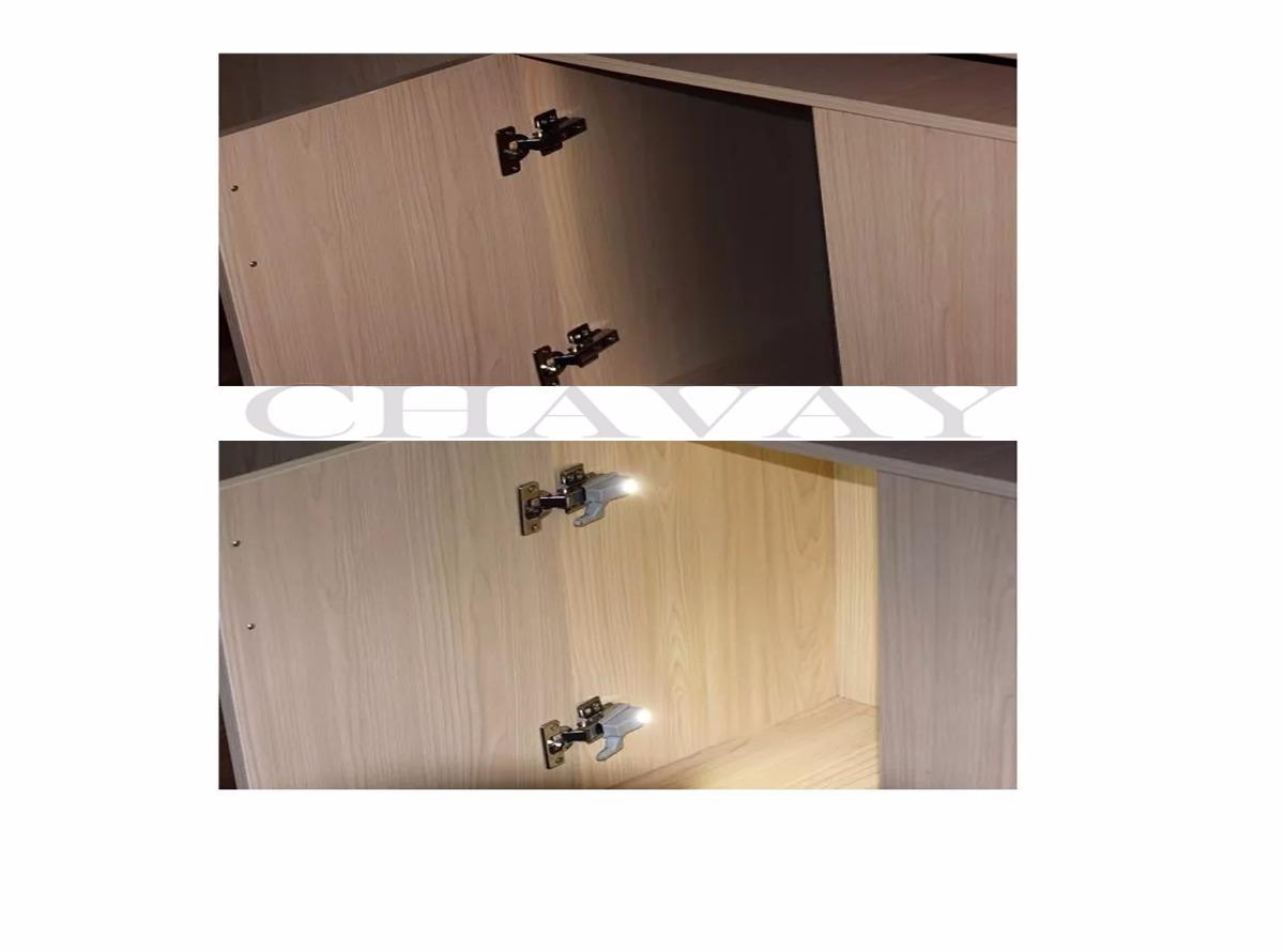 Accesorio Luz Led Para Bisagra Cazoleta Puerta Mueble Cocina - $ 120 ...