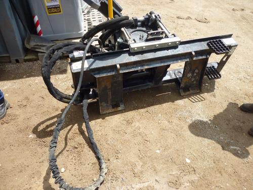accesorio minicargador fresadora de pavimento cat pc205c